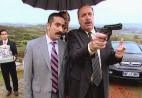 TV Filmi 'Kaçak Gelin'