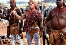 Yabancı Sinema 'Afrika Kaplanı'