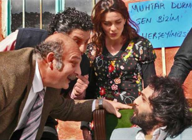 Kanal 7 TV Filmi - Bizim Köy