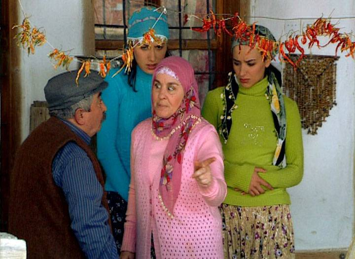 Kanal 7 TV Filmi – Kezban Yenge