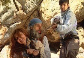 Tv Filmi 'Kanlı Mağara'