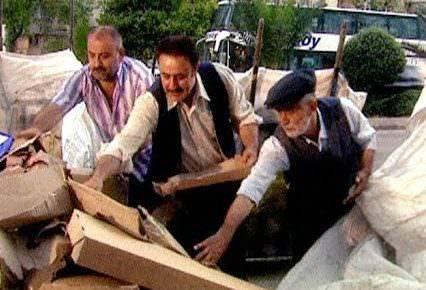 Üç Kağıtçılar - Kanal 7 TV Filmi