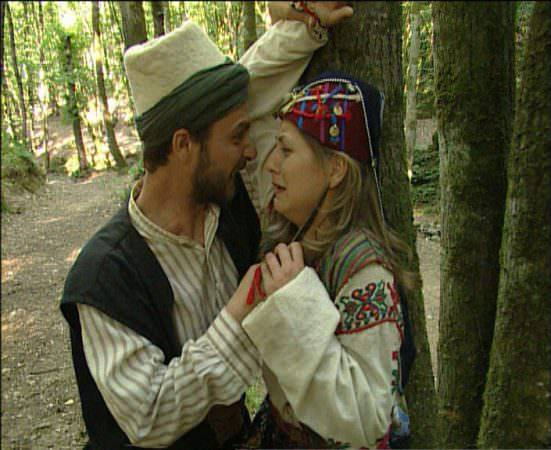 Kanal 7 TV Filmi - Sarı Kız Tepesi