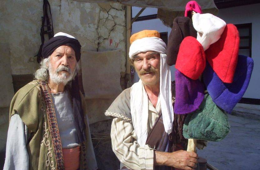 Kanal 7 TV Filmi – Takkeci Baba