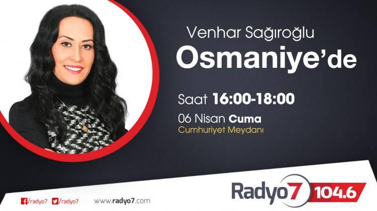 Radyo 7 Osmaniye'de