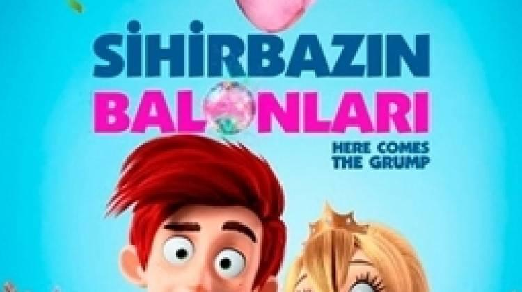 Sihirbazın Balonları - 2018 Fragman