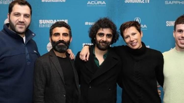 Türk yapımcı Mustafa Kaymak Sundance'den ödülle dönüyor