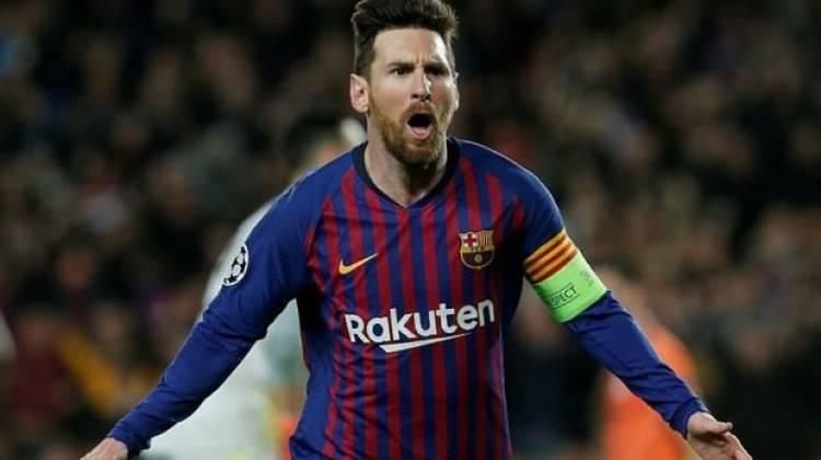 Messi'den Cristiano Ronaldo'ya övgü!