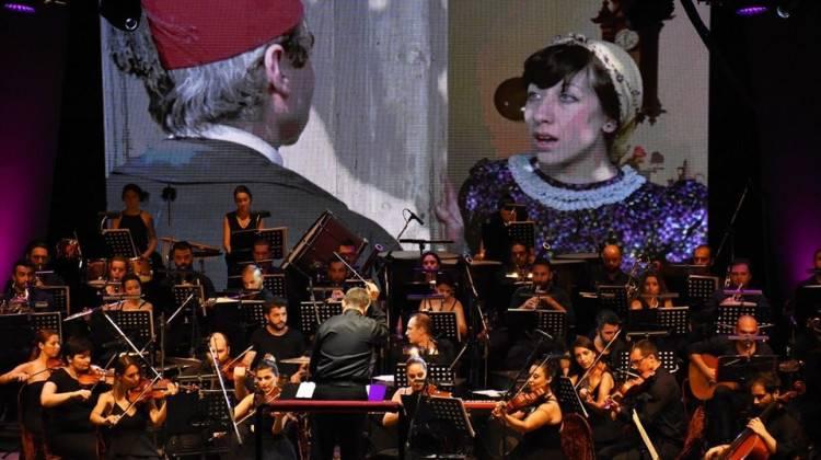 Bodrum'da Yeşilçam Müzikleri konseri