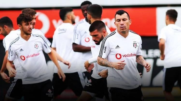Beşiktaş'ın kadrosunda 6 eksik!