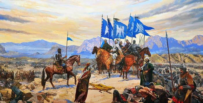 Anadolu'nun kapılarını açan kutlu zafer: Malazgirt Meydan Muharebesi