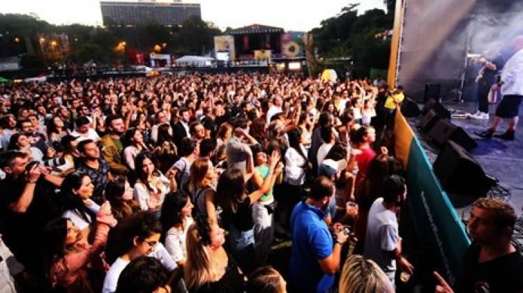 İstanbul Coffee Festival'de müzik ziyafeti