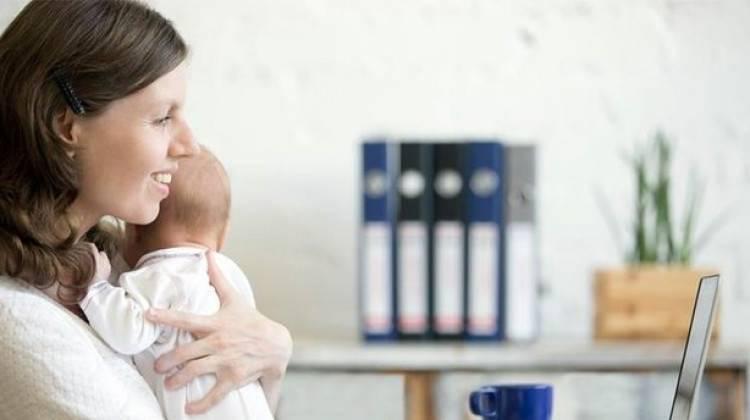 Çalışan annelere aylık 650 lira destek