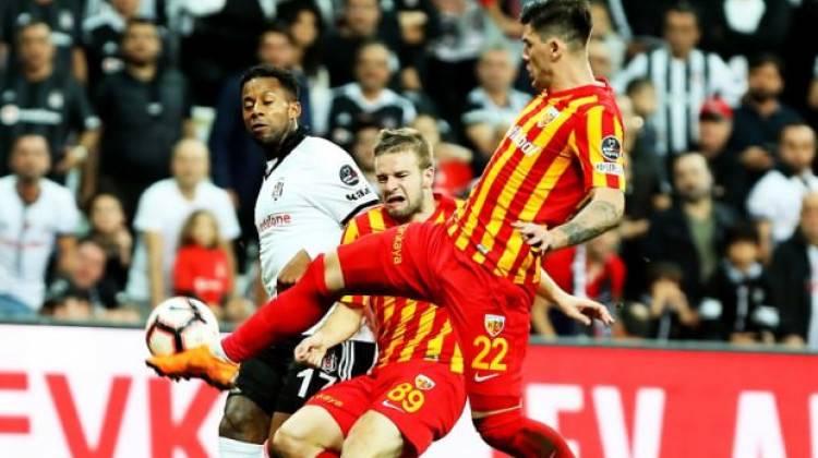 Beşiktaş - Kayserispor! Muhtemel 11'ler
