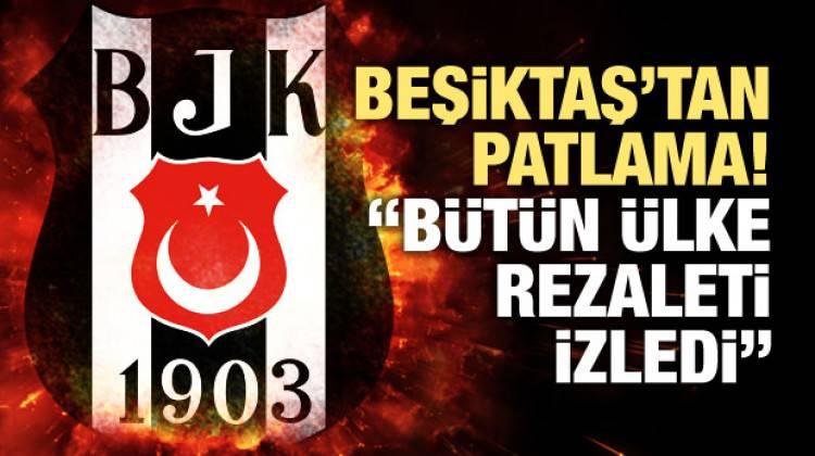 Ahmet Nur Çebi: Bütün ülke rezaleti izledi!