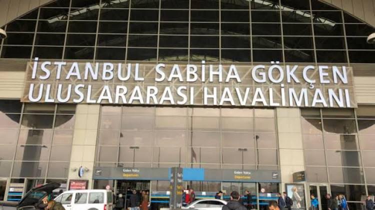 Sabiha Gökçen'de Uçuşlar İptal Edildi