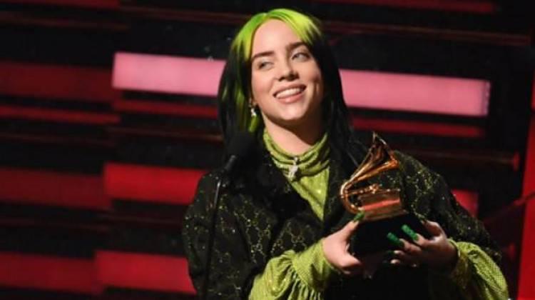 62. Grammy Ödülleri sahiplerini buldu! Billie Eilish ödülleri silip süpürdü