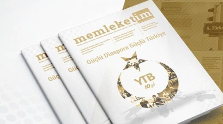 YTB'nin Memleketim Dergisi  Yeniden Okuyucusuyla Buluştu