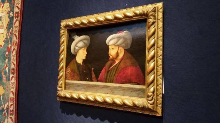 Fatih Sultan Mehmet'in meşhur tablosu Londra'da satılacak