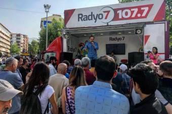 Radyo 7 Denizli ve Balıkesir'de Dinleyicileriyle Buluştu