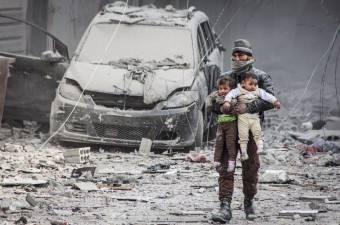 Anadolu Ajansı'nın Objektifinden 2017'ye Damga Vuran Fotoğraflar