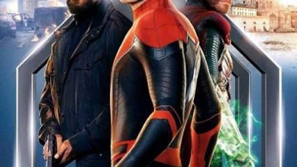 Örümcek Adam: Evden Uzakta - 2019 Fragman
