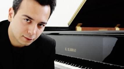 Piyanist Dengin Ceyhan, Açık Diyalog İstanbul'da