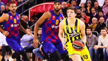 Fenerbahçe Beko, Barcelona'ya farklı yenildi!