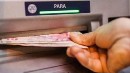 ATM'den para çekenlere önemli uyarı