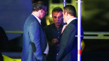 Ali Koç, Ersun Yanal'dan hesap sordu!