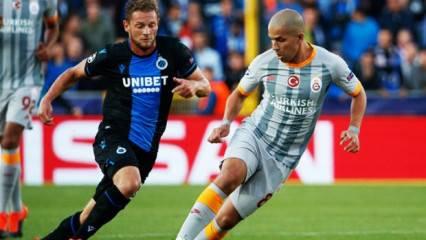 Galatasaray - Club Brugge! Muhtemel 11'ler