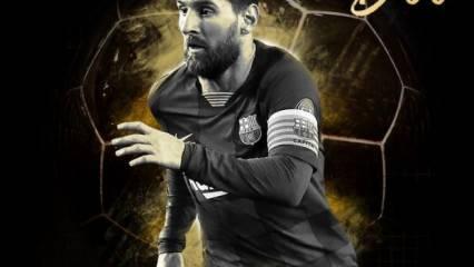 Ballon d'Or 2019 Messi'nin! Ronaldo'yu geçti!