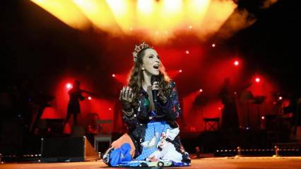 Sertab'ın Müzikali Yeni Yılı Karşılıyor