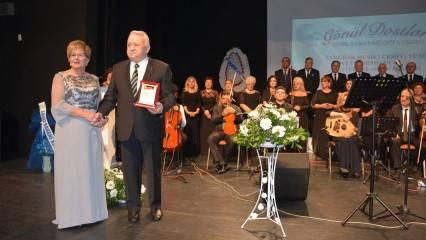 Gönül Dostları Türk Sanat Müziği Korosu Üsküdar Musıki Cemiyeti'ni Ağırladı